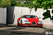 This Bugatti feels at home in Monaco