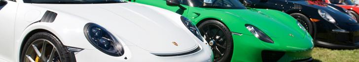 Monterey car week: Werks Reunion
