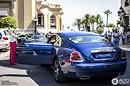 Gelimiteerde Rolls-Royce Wraith Porto Cervo gespot