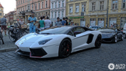 Lamborghini Aventador LP700-4 Pirelli Edition gaat los in Wroclaw