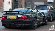 Spot van de dag: Mercedes-Benz SL 65 AMG Black Series