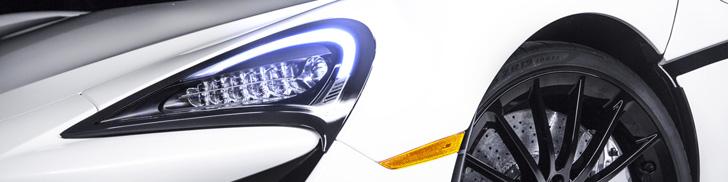 Trotseer de hitte met de McLaren 570GT by MSO Concept