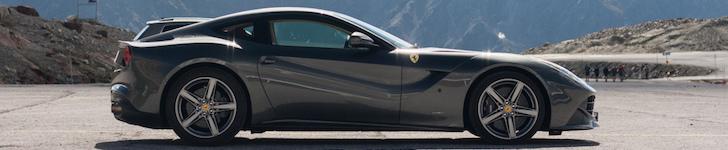 Ferrari F12berlinetta, mooi vastgelegd
