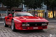 Topspot: Ferrari 288 GTO in Hoogstraten