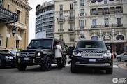 Gangsterbak: Mercedes-Benz G 65 AMG