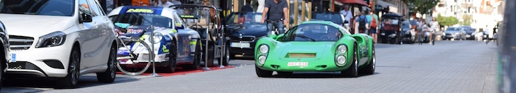 Klassiekergespot: Porsche 910