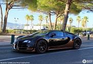 Bugatti Veyron 16.4 Grand Sport op wereldreis