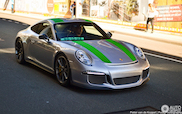 Spot van de dag: Porsche 911 R maakt straten van Rotterdam onveilig