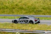 Audi R8 V10 Plus wordt beter van een paar strepen