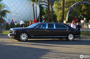 Waar parkeer je deze Bentley Mulsanne in Monaco?
