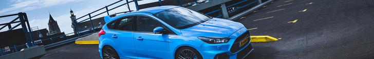 Gereden: Ford Focus RS 2016