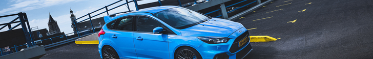 Driven: Ford Focus RS 2016