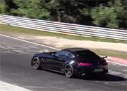 Filmpje: mishandeling van Mercedes-AMG GT R op de ring