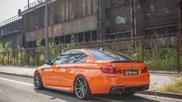 In tien seconden naar de 200 km/u met deze BMW M5