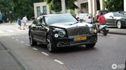 De ultieme Bentley Mulsanne gespot