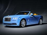 Rolls-Royce Dawn toont eindeloze mogelijkheden Bespoke programma