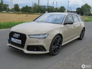 Audi Exclusive makes this RS6.... exclusive