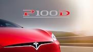 Tesla onthult nog krachtigere P100D