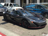 Spotted: very rare McLaren P1 XP Carbon Series