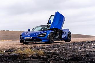 Gereden: McLaren 720S