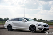 Spot van de dag: Mercedes-Benz CLS 63 AMG X218 Shooting Brake