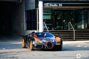 Spot van de dag: Bugatti Veyron 16.4 Grand Sport Vitesse World Record