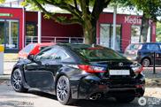 Spot van de dag: Lexus RC F