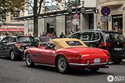 Ferrari 250 GT California Spider geeft de Königsallee charisma