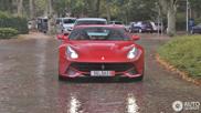 Spot van de dag: Ferrari F12berlinetta