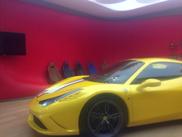 Eerste echte foto's Ferrari 458 Speciale Spider