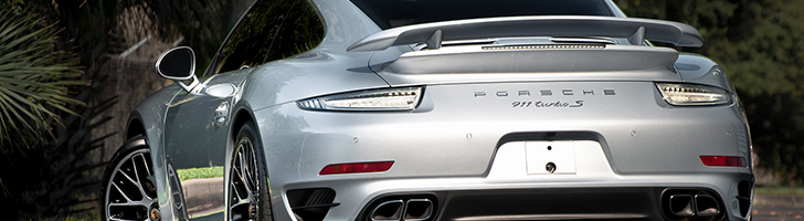 Photoshoot: Porsche 991 Turbo S