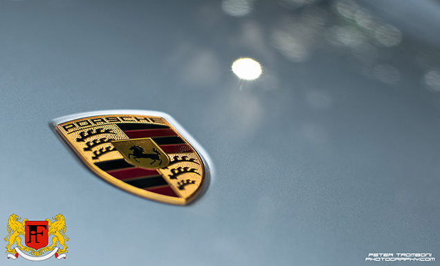 Fotoshoot: Porsche 991 Turbo S
