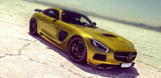 Rendering: Mercedes-AMG GT Black Series