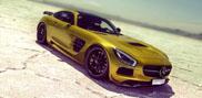 Rendering: Mercedes-AMG GT Black Series