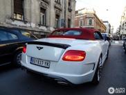 Bentley LE MANSory GTC II verfraait Belgrado behoorlijk
