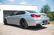 G-Power kweekt extra paarden voor BMW M6 F06 Gran Coupé