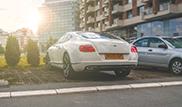 This is professional football player Aleksandar Kolarov's Bentley