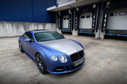 Chiptuning Experience tovert Bentley om tot echte eye catcher