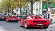 Beautiful red combo in Düsseldorf