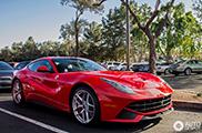 Limited Ferrari F12berlinetta will cost 3.2 million dollar