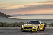 Photo gallery: Mercedes-AMG GT