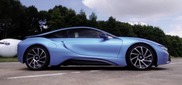 Can the BMW i8 keep up with the Porsche Carrera S?