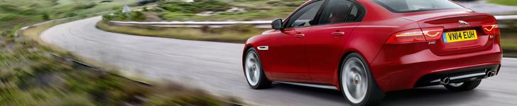 Jaguar laat langverwachte XE zien