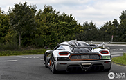 Why is Koenigsegg testing at the Nordschleife?