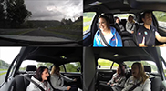 Movie: even the ladies love the Nordschleife