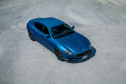 Novitec Tridente laat dynamische Maserati Quattroporte zien