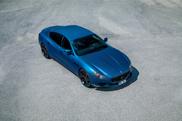 Novitec Tridente zeigt ihren dynamischen Maserati Quattroporte