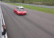 Movie: McLaren P1 versus the LaFerrari