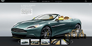 Aston Martin comes with the Q-configurator