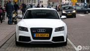 Spotters opgelet! Deze Audi RS5 is vannacht gestolen!